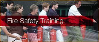 szkolenia przeciwpożarowe pracowników, użycie gaśnic