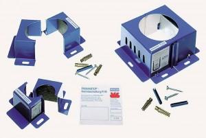 zabezpieczenia ogniochronne kaseta-promastop
