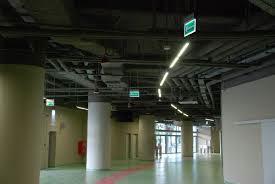 oświetlenie awaryjne w budynku