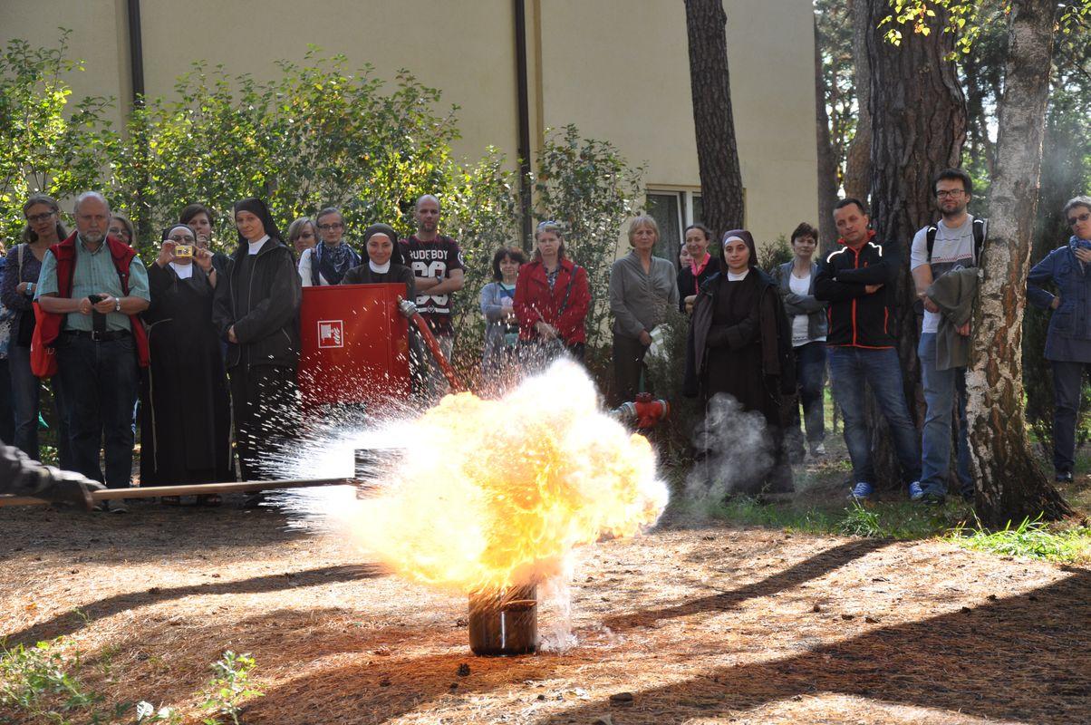 szkolenia przeciwpożarowe Firetech