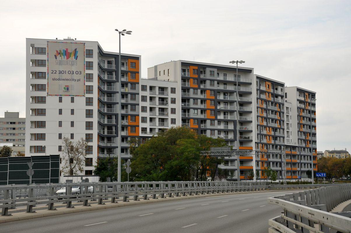 Słodowiec City - Zabezpieczenia ogniochronne przepustów instalacyjnych